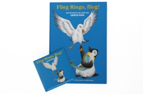 Picture book and CD «Flieg Ringo, flieg!»